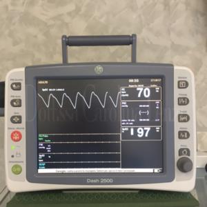 attrezzatura di monitoraggio anestesia